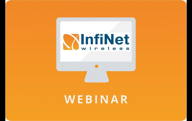 Webinar: InfiNet Wireless systems – the best choice for Smart City projects